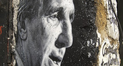John Kerry street art portrait