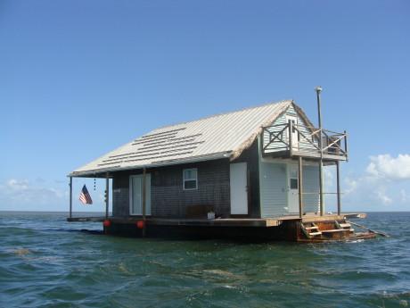 house boat key west