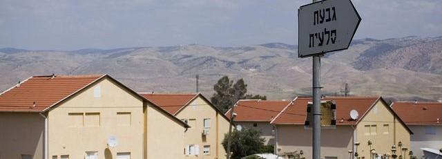 Israeli settlement in the Jordan Valley (photo: flickr/Oxfam)